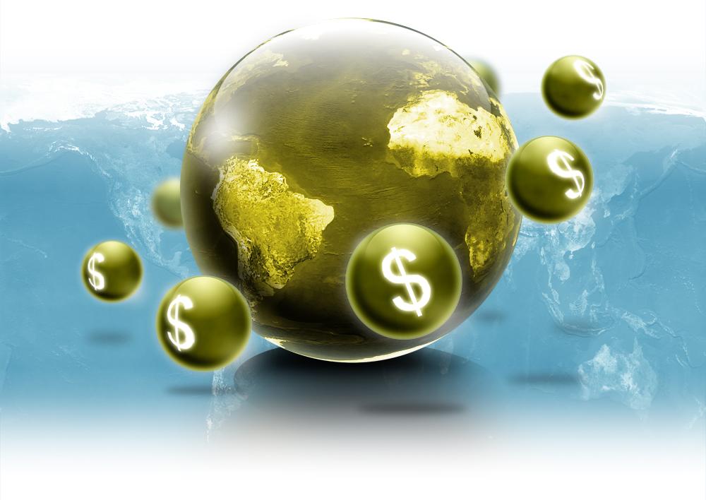 Dinheiro Cricula o Mundo